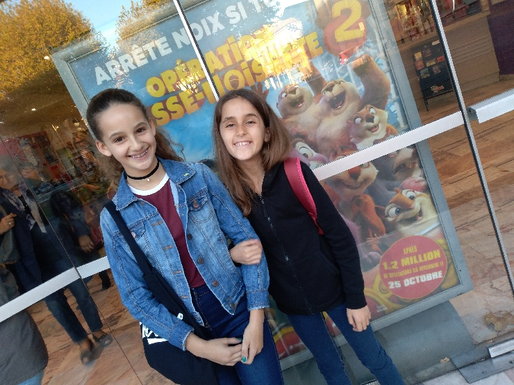 Cin au pays de l onie au pays de l onie for Cinema les arcades salon de provence
